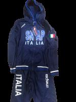 TUTA SNAP ITALIA BLU